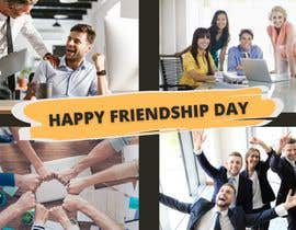 #3 for Friendship Day Office Environment Greeting Images by FreeLaaaancer