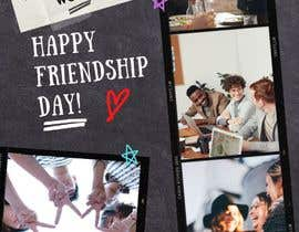 #13 for Friendship Day Office Environment Greeting Images by Crimson1251