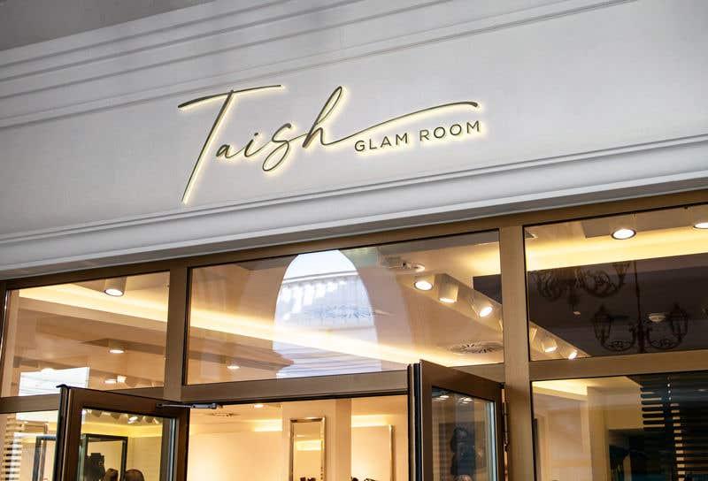 Inscrição nº                                         50                                      do Concurso para                                         Taish Glam Room - Logo Design
