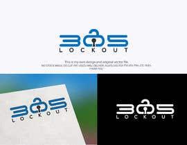 #178 for 305 LockOut - Logo Design af LogoFlowBd