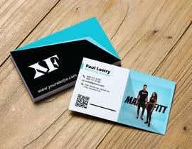 #26 for marcofitt business card by TusherRahman23