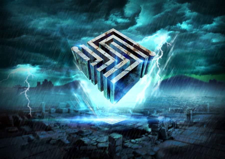 Kilpailutyö #                                        309                                      kilpailussa                                         Create an illustration from corporate logo