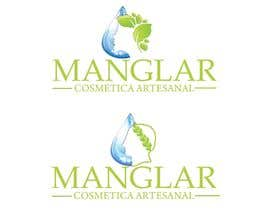#38 for Design a Logo for a natural cosmetic product line (Manglar) af Helen2386