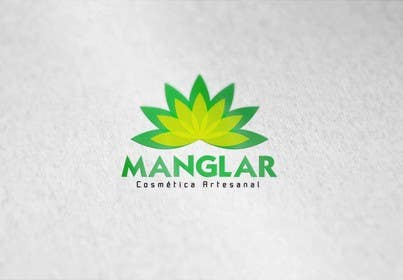 #14 for Design a Logo for a natural cosmetic product line (Manglar) af ekanshnigam
