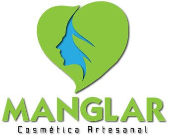 #27 for Design a Logo for a natural cosmetic product line (Manglar) af ekanshnigam