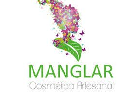 nº 33 pour Design a Logo for a natural cosmetic product line (Manglar) par codigoccafe