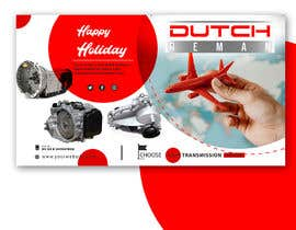 #88 cho Holiday greetings to our clients in Europe from Duitch Reman bởi rrtvirus