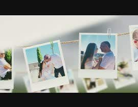 #7 for Create a pretty gallery video from these pictures for a wedding. af yassinekandi9