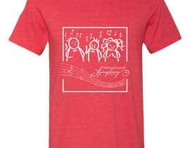 Nro 472 kilpailuun NEw Albany Symphony Chorus Tee shirt Design. käyttäjältä MAKAZAD100
