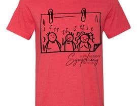 Nro 412 kilpailuun NEw Albany Symphony Chorus Tee shirt Design. käyttäjältä Rayhanxr2080