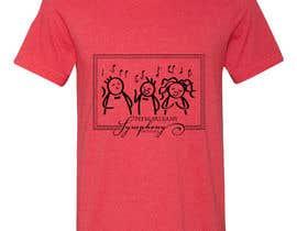 Nro 262 kilpailuun NEw Albany Symphony Chorus Tee shirt Design. käyttäjältä expartdesigner01