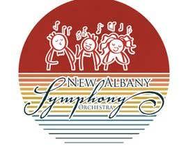 Nro 445 kilpailuun NEw Albany Symphony Chorus Tee shirt Design. käyttäjältä tebbakha1