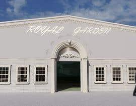 nº 27 pour Design a building (wedding BANQUET hall) facade par dorukhanturk
