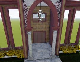 nº 9 pour Design a building (wedding BANQUET hall) facade par SHUVOMOHANTO623