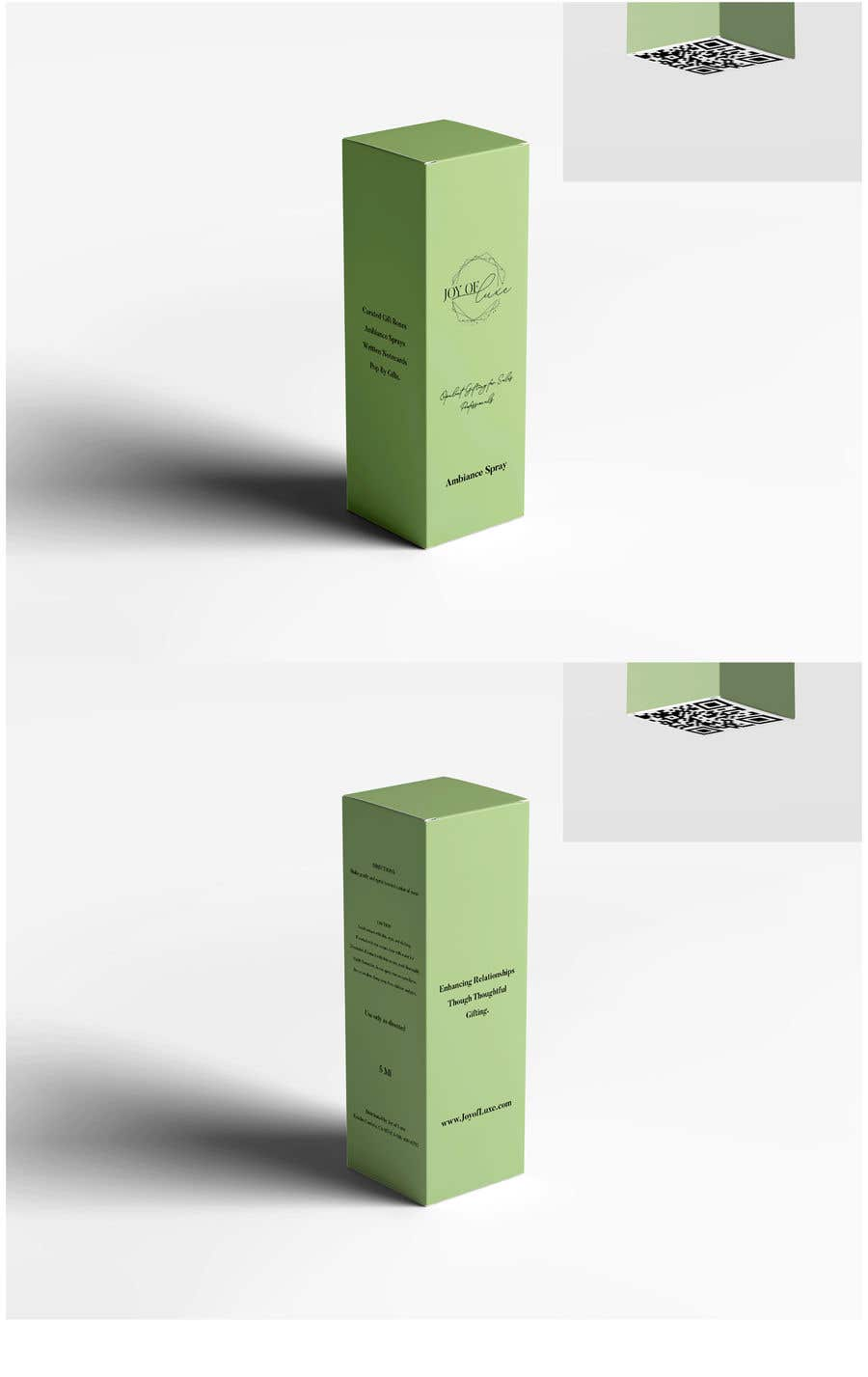 Inscrição nº                                         10                                      do Concurso para                                         Design a lipstick box