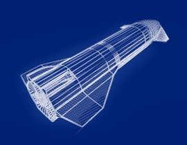 #46 for Blue Print design of Space X Starship Rocket af sattarrahmani
