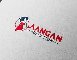 #46 untuk Need a logo for our company Aangan Creation deals in unstiched dress material oleh MdNurul66