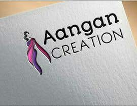 #50 untuk Need a logo for our company Aangan Creation deals in unstiched dress material oleh amirsamir1522