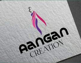 #53 untuk Need a logo for our company Aangan Creation deals in unstiched dress material oleh amirsamir1522