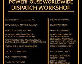 #16 for Powerhouse Worldwide Dispatch Workshop by AlShahryarRafi