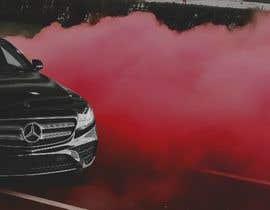 #70 cho I want colored smoke on the car photoshopped bởi kamrankhan797879