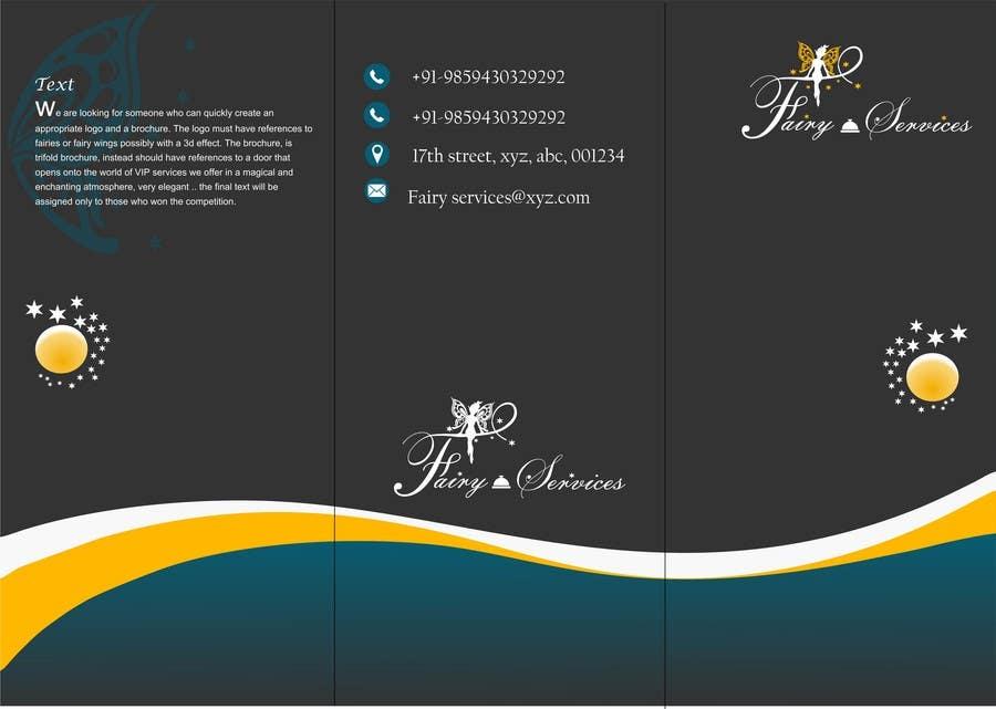 Konkurrenceindlæg #                                        19                                      for                                         design logo and brochure