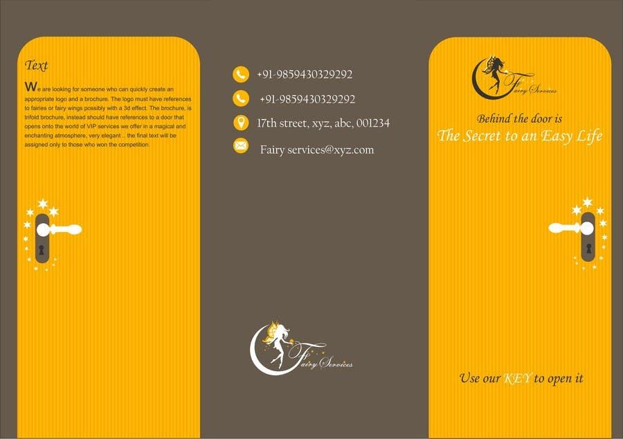 Konkurrenceindlæg #                                        26                                      for                                         design logo and brochure