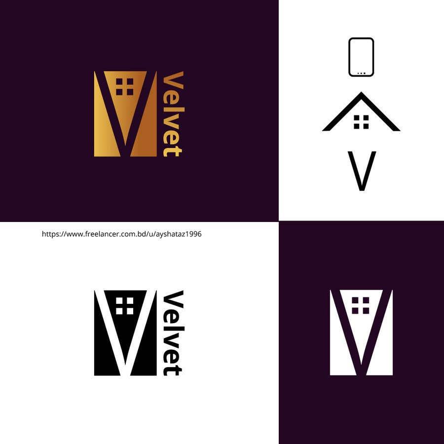 Penyertaan Peraduan #                                        71                                      untuk                                         New Logo for Real Estate App