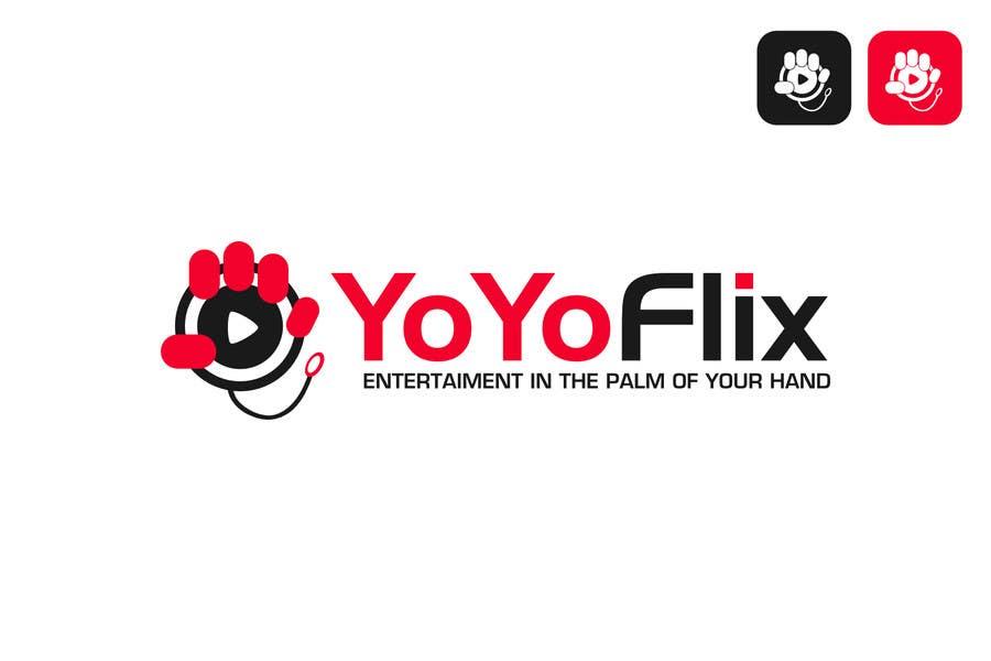 Bài tham dự cuộc thi #95 cho Design a Logo for yoyoflix