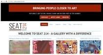 Design a Logo for an online art gallery için Graphic Design79 No.lu Yarışma Girdisi