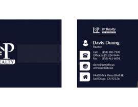 #190 untuk PRIVATE CONTEST - Create a Business Card oleh sadiksufia