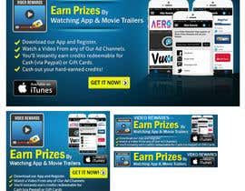 #7 para Create Several Banner (AD) Designs for my iPhone app por Guru2014