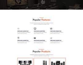 nº 11 pour Website Design and Creation par mnislamsaju2