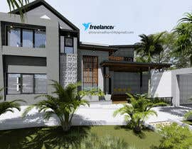#31 for create a facade for a house in tropical style  - 03/08/2021 02:12 EDT af triaramadhani34