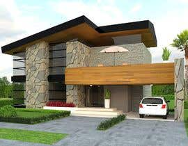 #23 for create a facade for a house in tropical style  - 03/08/2021 02:12 EDT af ARQFREE
