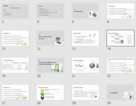 Nro 41 kilpailuun Redesign a Keynote / Powerpoint Presentation käyttäjältä anu5smartidea