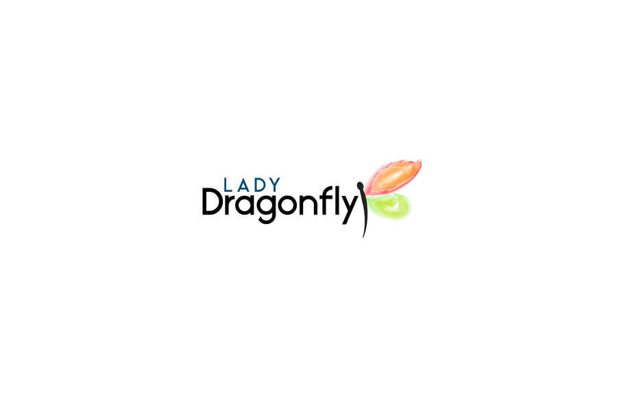 Proposition n°                                        55                                      du concours                                         Logo - simple Dragonfly cafe