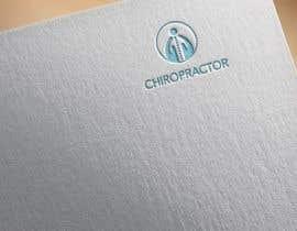 #40 for Chiropractor Logo af arqabdulrehman1q