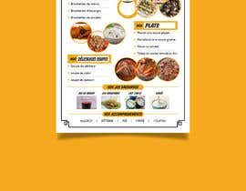 #58 for I need a nice menu and logo design for a little African Restaurant by divisionjoy5