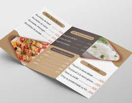#50 for I need a nice menu and logo design for a little African Restaurant by Yasseryousef1199