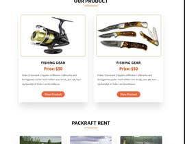 #82 for Website redesign by fontEndDesign