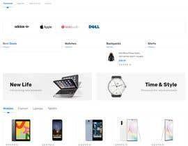 Nro 43 kilpailuun Create a website (online store e-Commerce) ***NO WORDPRESS ALLOWED*** käyttäjältä moniruzzaman97m