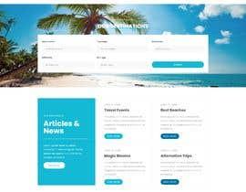 Nro 7 kilpailuun Create a website in Html with css3 animation with online store e-Commerce for a travel agency ***NO WORDPRESS ALLOWED*** käyttäjältä shahoriarkhondo1