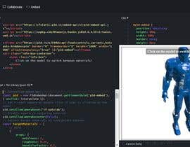 #19 for Competition to create an amazing 3D experience using the p3d.in Javascript API af harpalsinh88