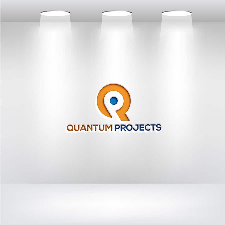 Konkurrenceindlæg #                                        17                                      for                                         Logo for Quantum Projects