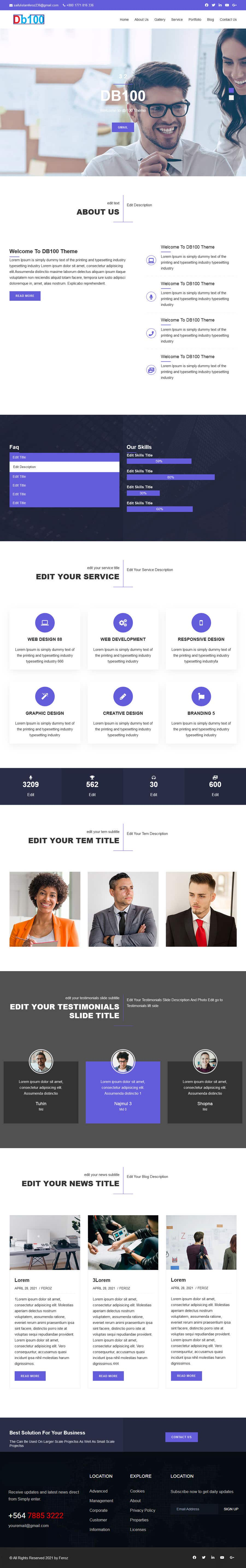 Bài tham dự cuộc thi #                                        16                                      cho                                         Create a single page design for an existing site