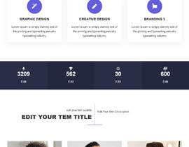#16 cho Create a single page design for an existing site bởi IsratZahanFi