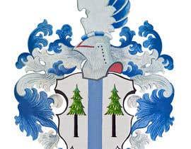 #29 untuk Image to Vectorize my family crest oleh sarkhanzakiyev