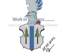 #36 untuk Image to Vectorize my family crest oleh Moshiur0101