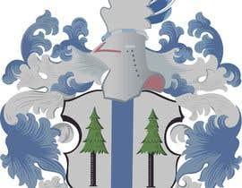 #41 untuk Image to Vectorize my family crest oleh Dipto261
